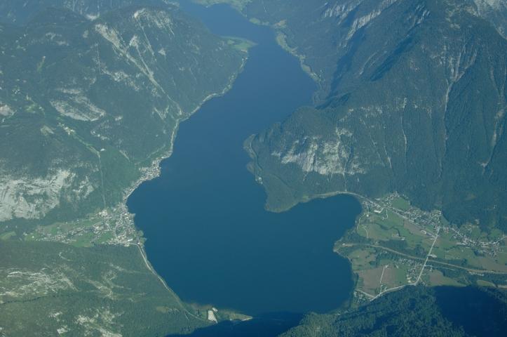 Hallstaetter See_credit Luftbildarchiv_Institut für UFG